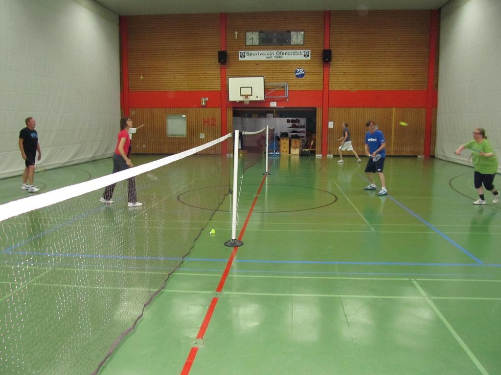 Badminton Sport Verein Ofenerdiek Ev