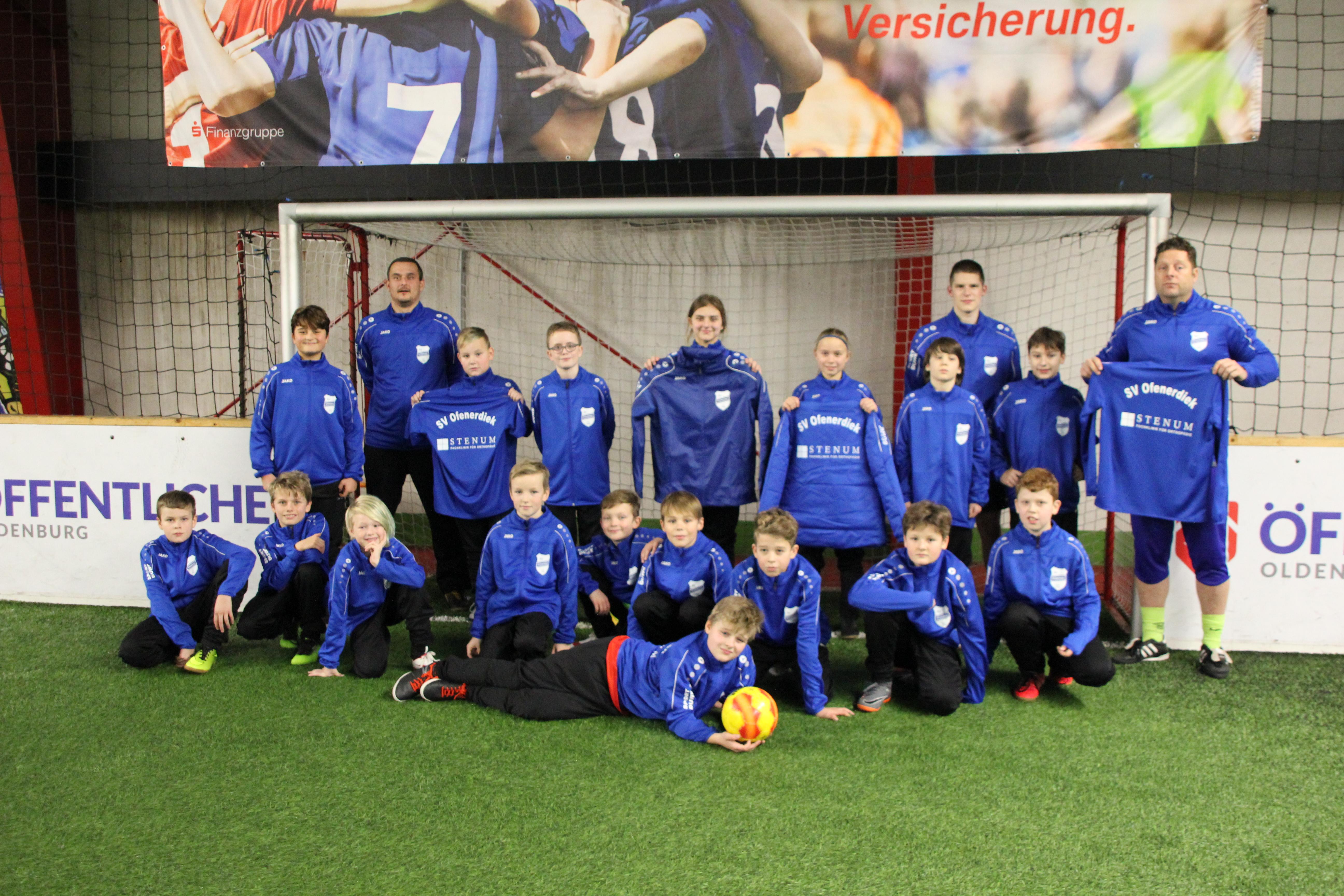 E Jugend Sport Verein Ofenerdiek E V